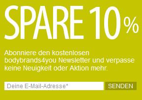 Bodybrands4you.de Deutschland Newsletter