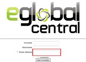 Eglobalcentral.de Deutschland Newsletter