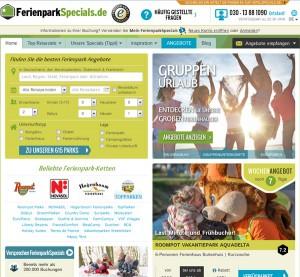 Ferienparkspecials.de Deutschland