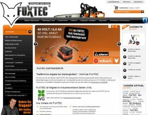 Fuxtec.de Deutschland
