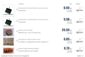 HausundHobby.com Deutschland Bsp Produkte