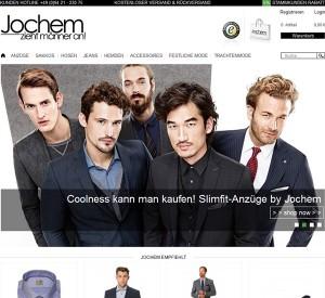 Herrenmode Jochem.de Deutschland