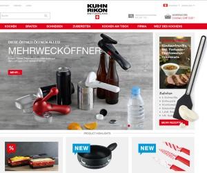 Kuhnrikon.com Deutschland