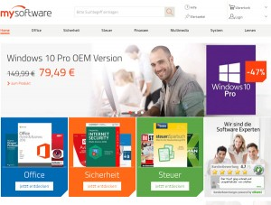 Mysoftware.de Deutschland