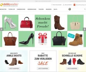 Stiefelparadies.de Deutschland