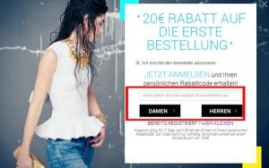 VideDressing.de Deutschland Newsletter