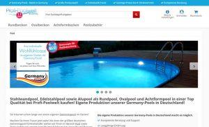 Profi-Poolwelt